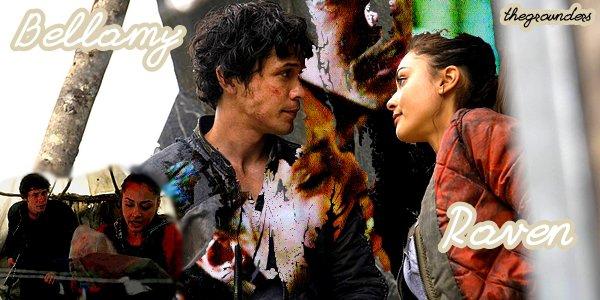 Raven + Bellamy