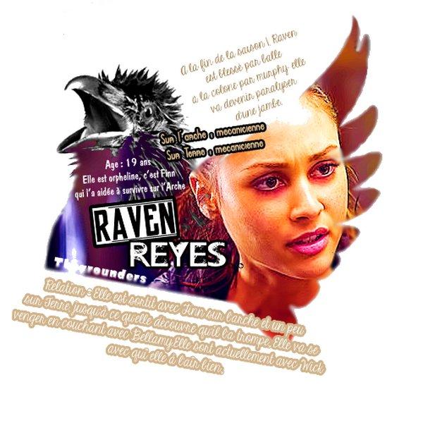 Raven Reyes