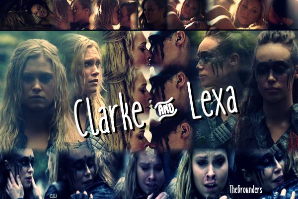 Lexa & Clarke