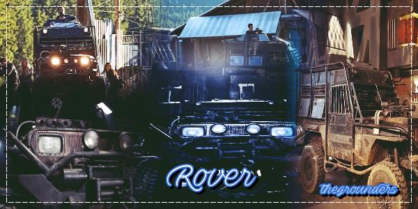 Le Bateau et Le Rover