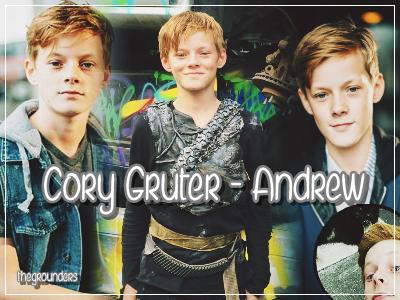 Cory Gruter-Andrew Aka Aden