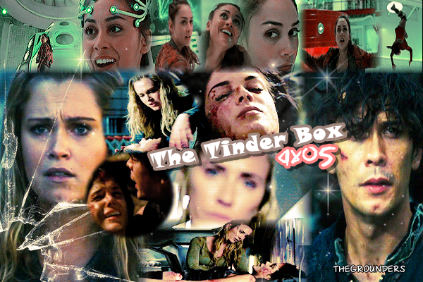 4x05 : The Tinder Box