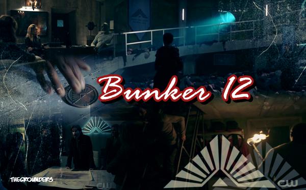 Bunker du 11 et 12e niveau