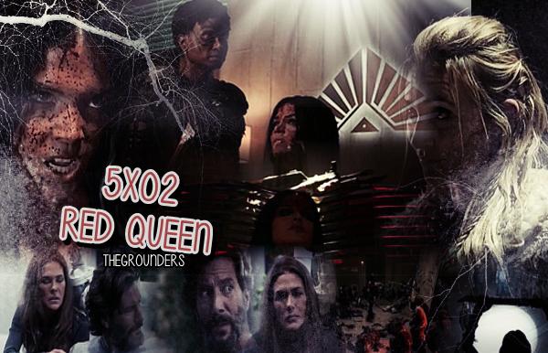 5x02 :  Red Queen