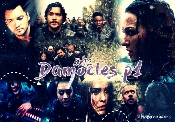 5x12 : Damocles part 1