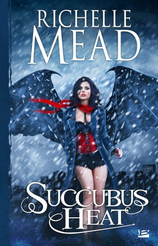 Tome IV - Succubus Heat de Richelle Mead