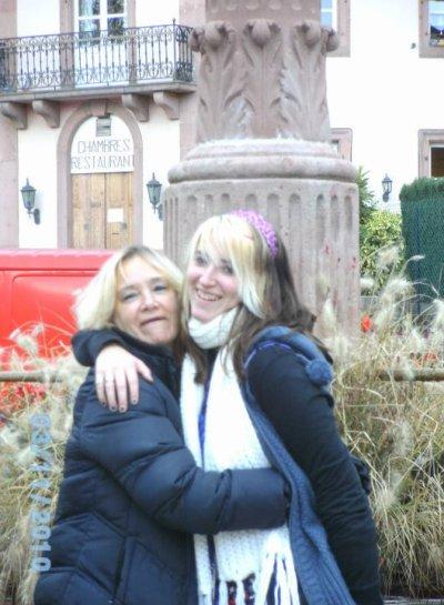 Mère & fille ^.^