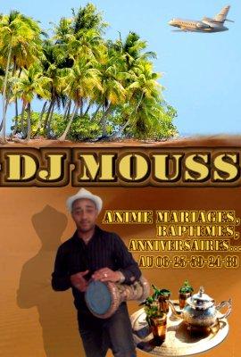 DJ Mouss du 77 pour Mariages, Anniversaire, Baptêmes...