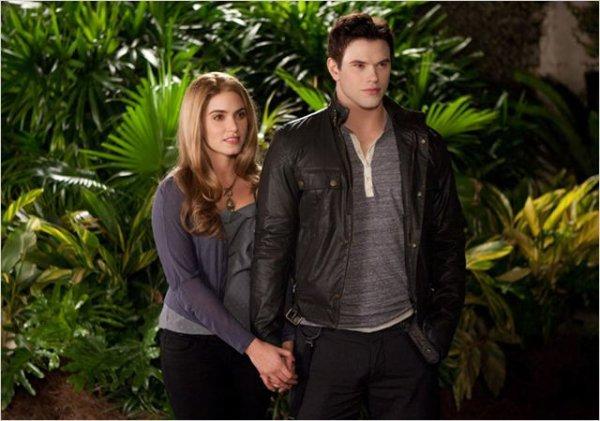 twilight 5 : emmett et rosalie