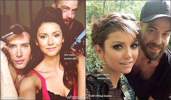 De nouveaux clichés promotionnels pour la saison 3 de Vampire Diaries viennent de sortir.