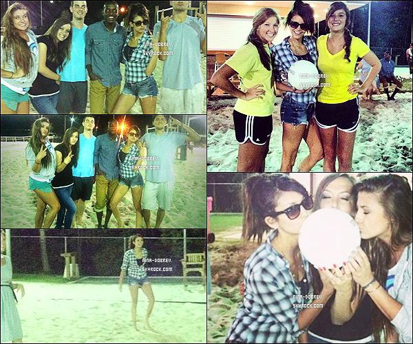Nina est actuellement en vacances à Wilmington  avec ses amis et nous fait partager ses photos.