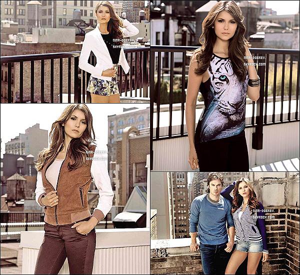 Découvrez le photoshoot de Nina et Ian pour la marque de vêtements « Penshoppe ».