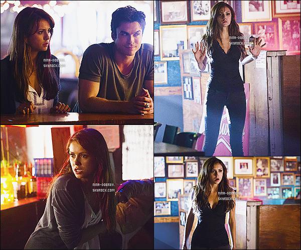 Découvrez les stills de l'épisode 5x02, intitulé « True Lies » de The Vampire Diaries.