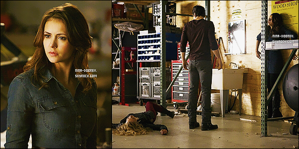 Découvrez la vidéo ainsi que les stills promo' de l'épisode 5x17 intitulé « Rescue Me ».