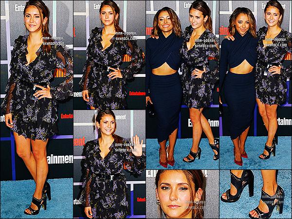 25/07/2014 : la magnifique Nina était au  « CraveOnline Presents : Crave Conquers The Con » à San Diego.