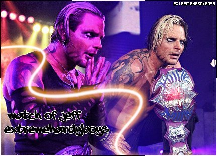 ExtremeHardyBoys > Jeff's TNA Match < Your Frensh Source About Jeff Hardy