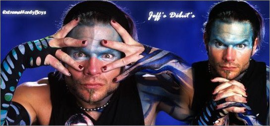 ExtremeHardyBoys > Jeff's Début's < Your Frensh Source About Jeff Hardy