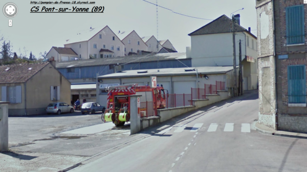 CS Pont-sur-Yonne (89)