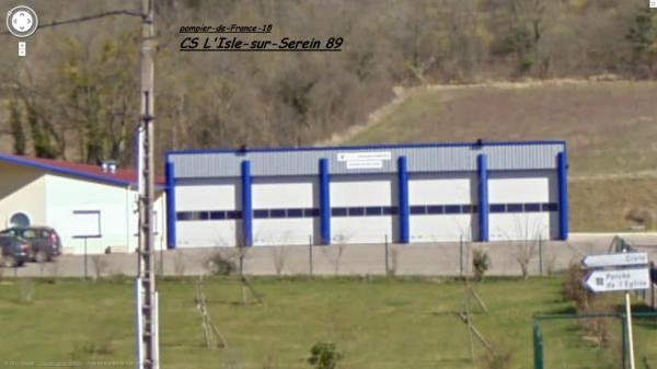 CS L'Isle-sur-Serein 89