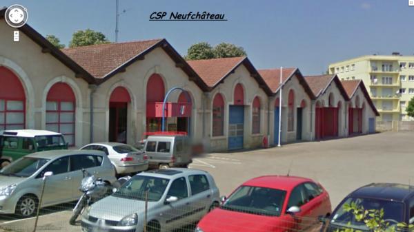 CSP Neufchâteau 88