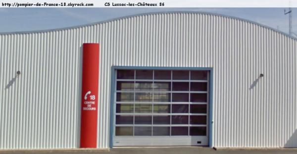 CS Lussac-les-Châteaux