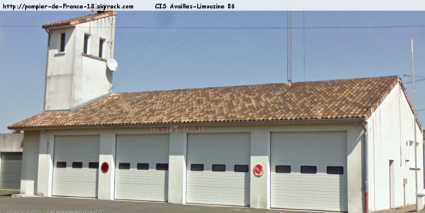 CIS Availles-Limouzine 86