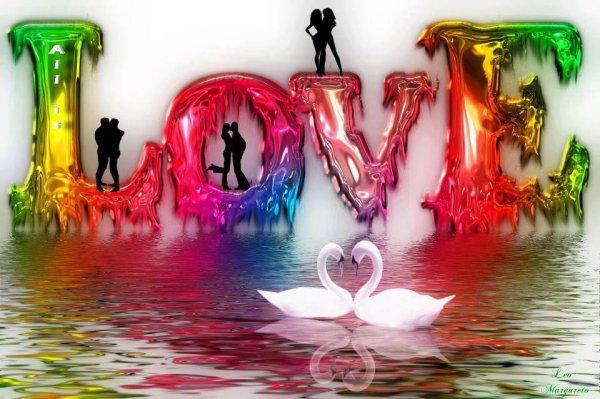 l amour c est une rose