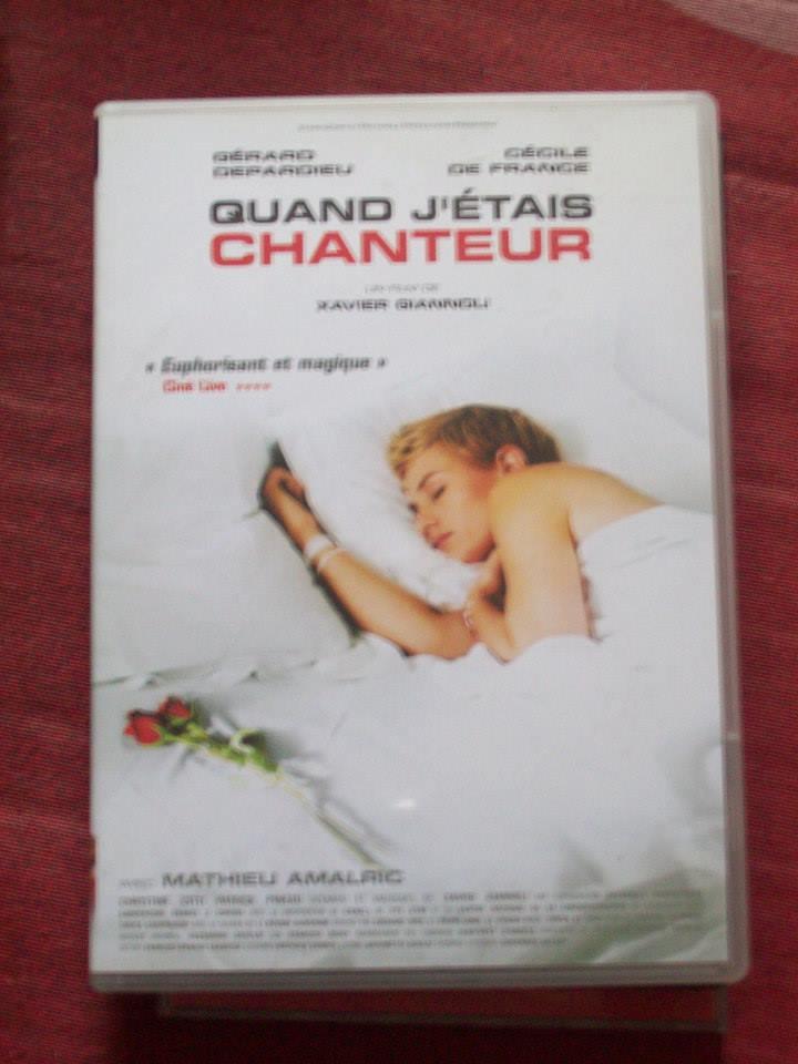 "DVD ""Quand j'etais chanteur"""