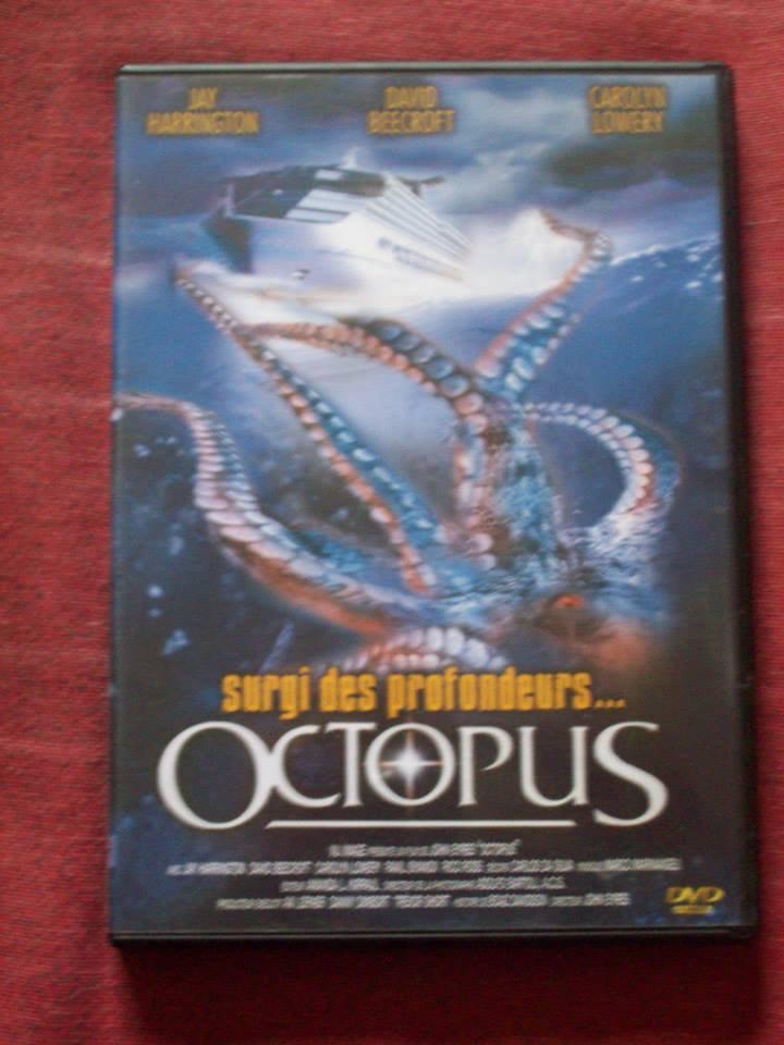 """DVD """"Octopus"""""""