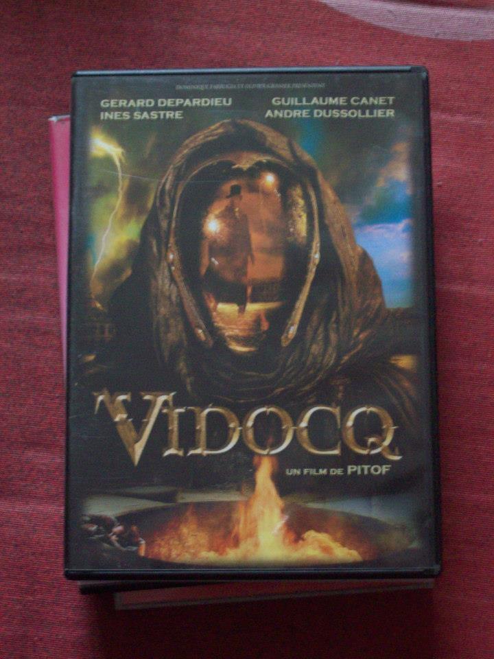 "DVD ""Vidocq"""