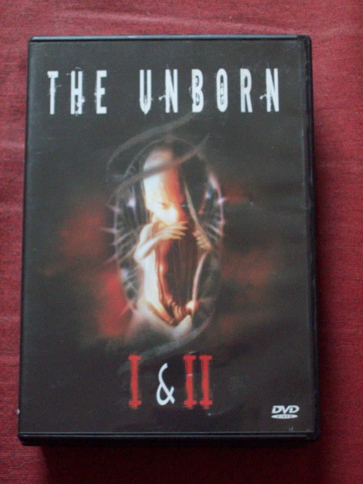 "DVD ""The Unborn"" 2 DVD"