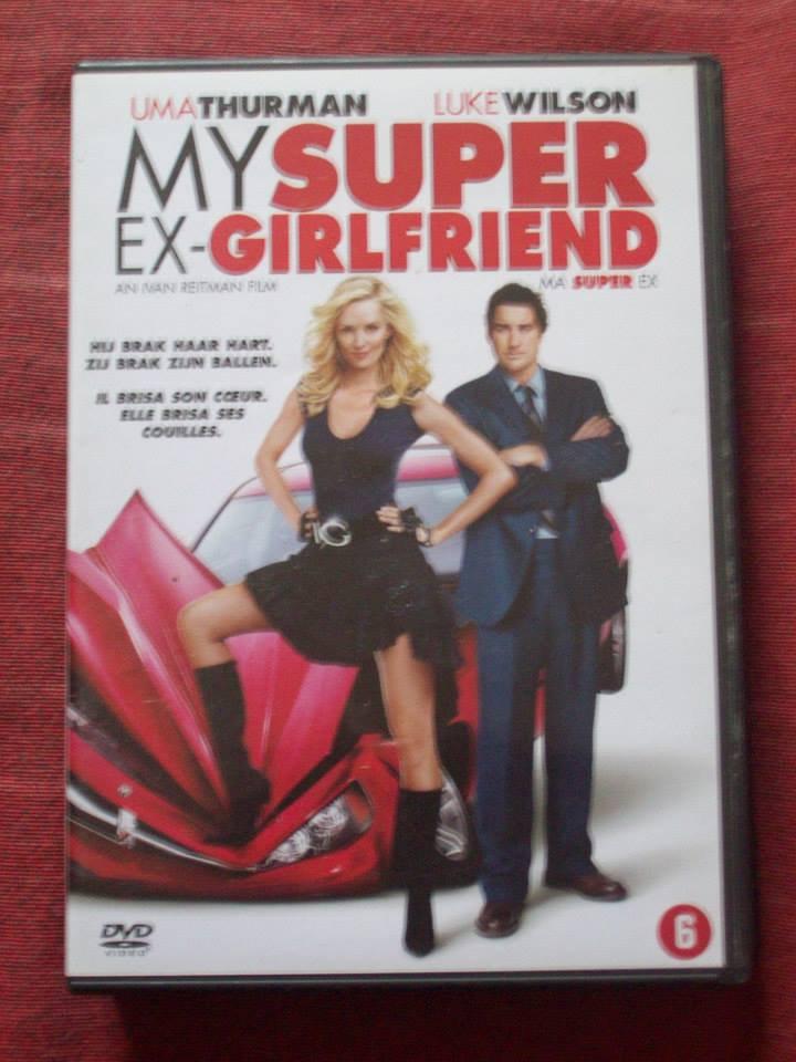 "DVD ""My Super Girlfriend"""