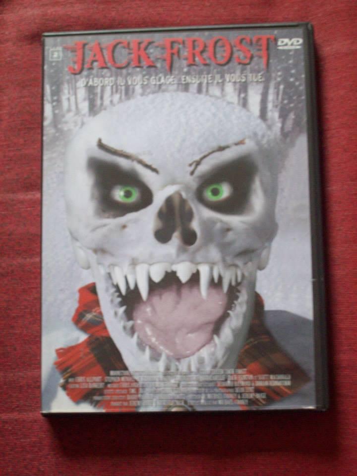 "DVD ""Jack Frost"""