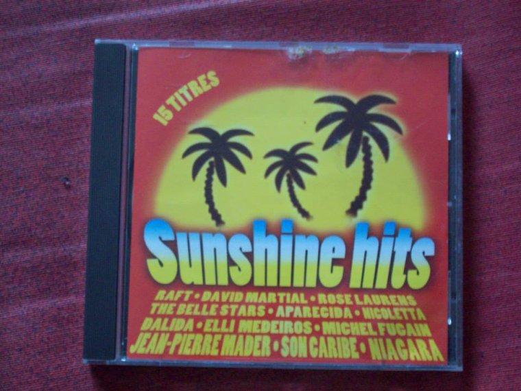 "CD ""Sunshine Hits"""