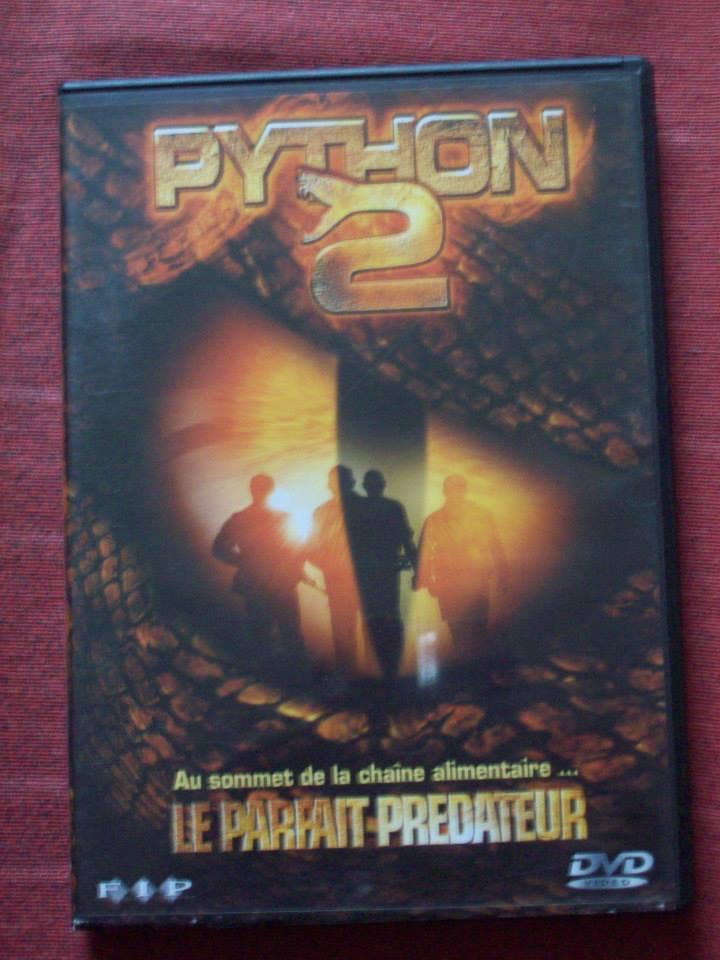 """DVD """"Pytho 2"""""""