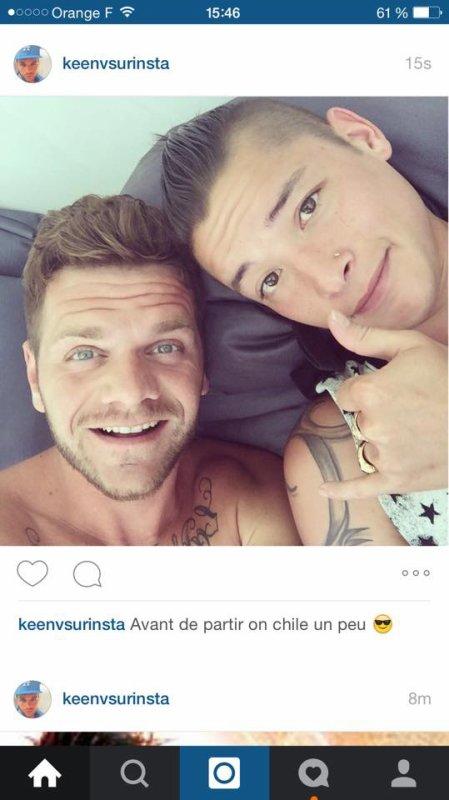 Keen'V sur instagram !