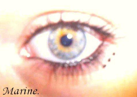 Quel est la couleur de tès yeuxX