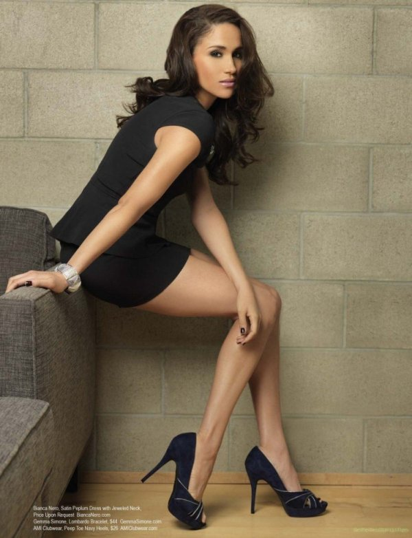 meghan markle photoshoot
