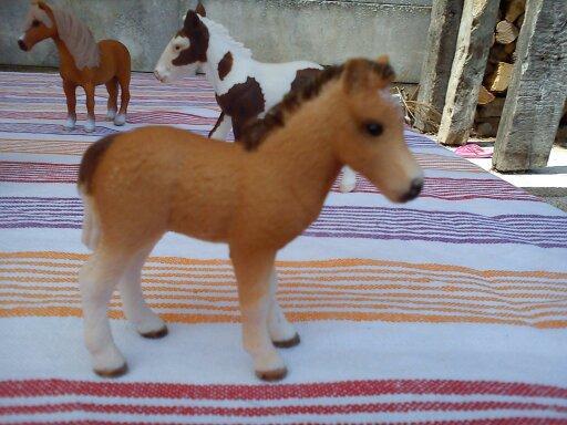 Figurine et Bambi
