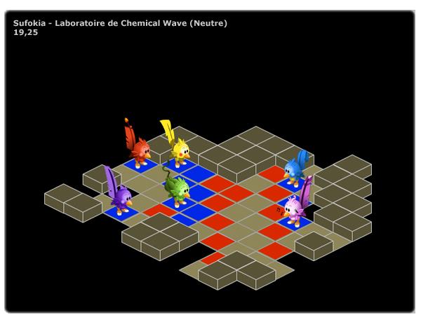 #14 - Projet : Le Laboratoire de Chemical Wave [2/3]