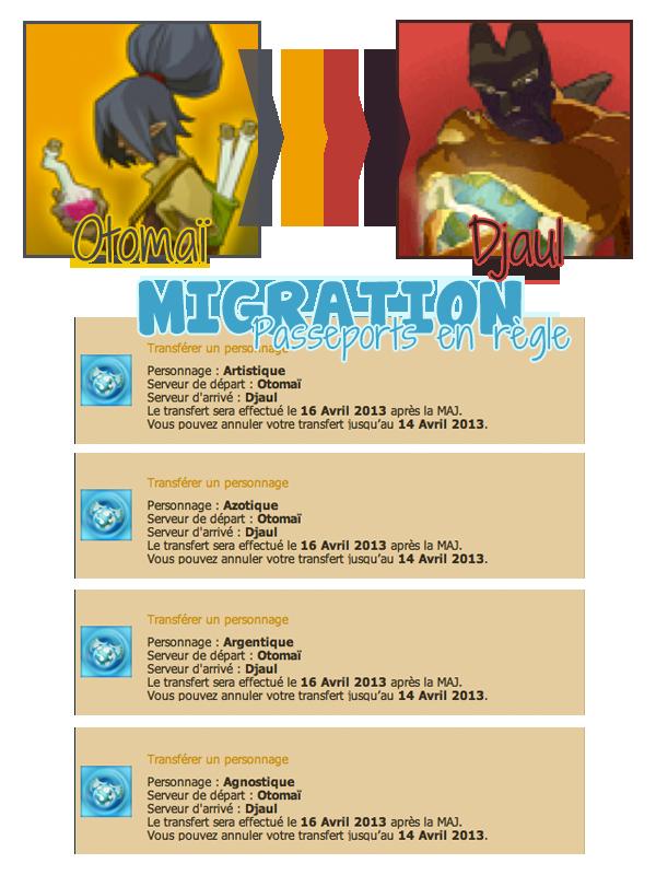 #35 - Migration et MàJ 2.11