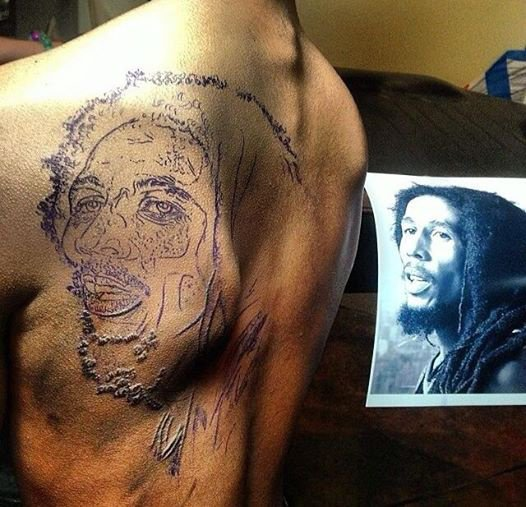 Ray ray Tatoo!!