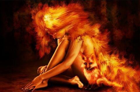 Brûler de vivre