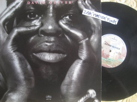 DAVID OLIVER - LP