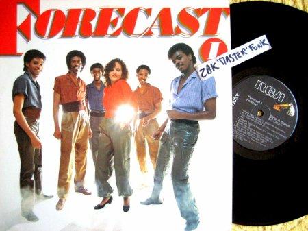 """FORECAST - LP - """" 1 """""""
