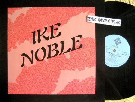 IKE NOBLE - LP