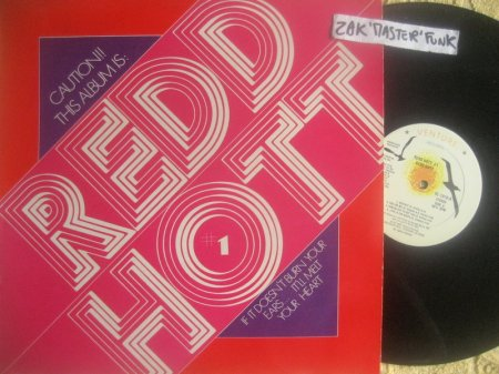 """REDD HOTT - LP - """" # 1 """""""