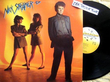 NICK STRAKER - LP