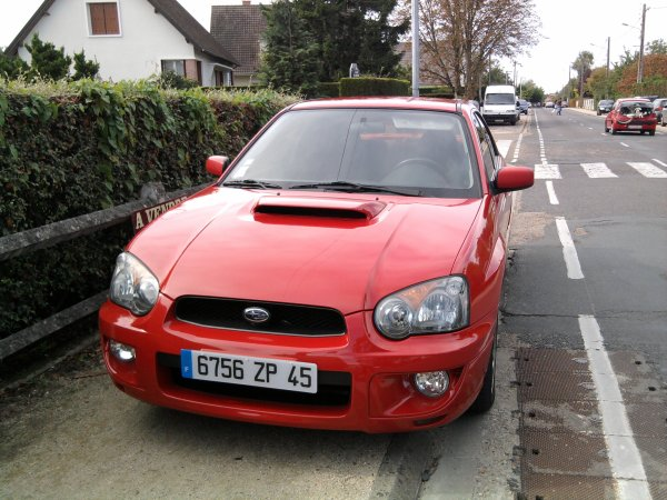 Subaru Imprenza WRX STI