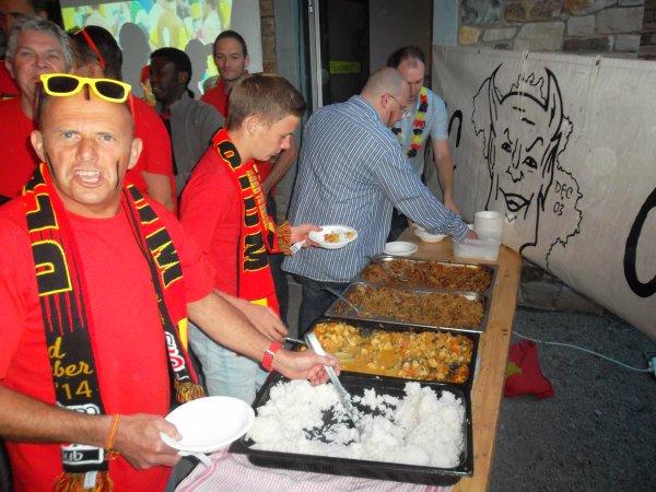Coupe du Monde : 26/6 Belgique - Corée du Sud chez Titch